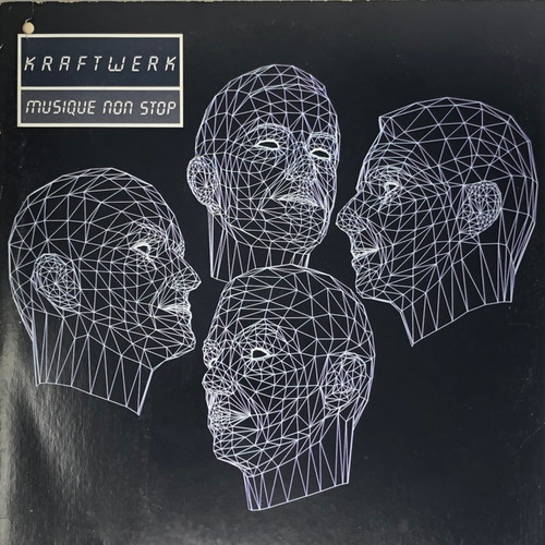 "Kraftwerk - Musique Non Stop (12"" Single)"