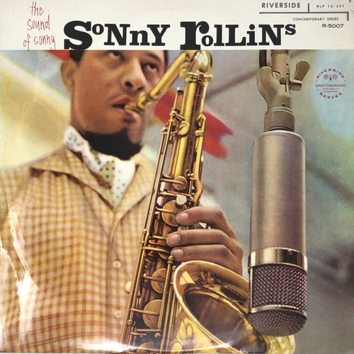 Sonny Rollins - The Sound of Sonny (1962 Japanese Press on Riverside NM/NM)