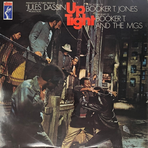 Booker T. & The M.G.S - Up Tight (UK Press)