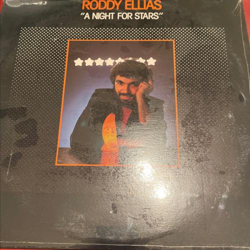 Roddy Ellias - A Night for Stars (1st Canadian Press Sealed)