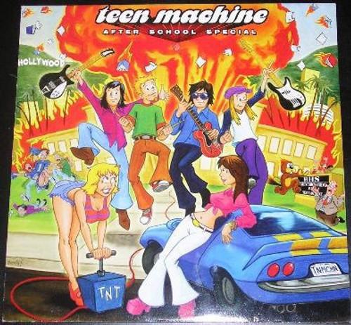 Teen Machine - After School Special