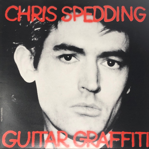 Chris Spedding - Guitar Graffiti (UK Pressing VG++)