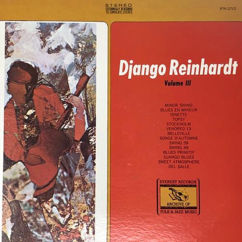 Django Reinhardt - Django Reinhardt (Volume III)