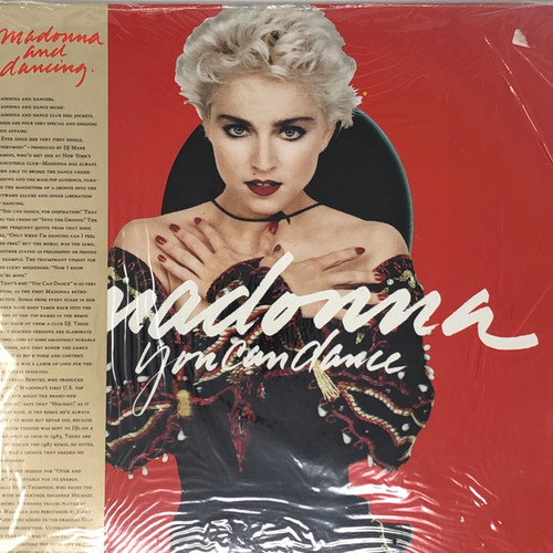 Madonna - You Can Dance (In Open Shrink)