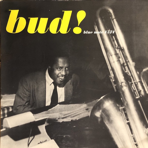 Bud Powell - The Amazing Bud Powell, Vol. 3 - Bud! ( 1966 mono Blue Note)