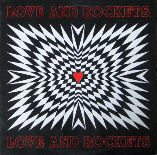 Love And Rockets - Love And Rockets