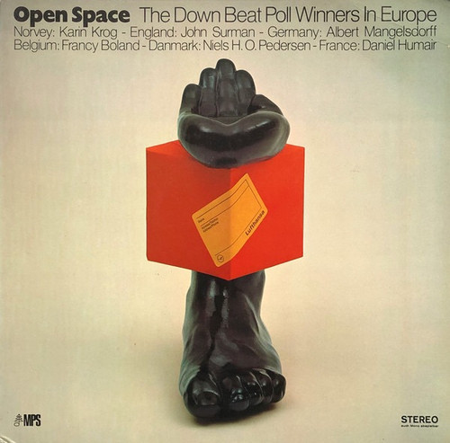 Karin Krog - Open Space (The Down Beat Poll Winners In Europe