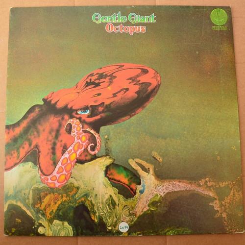 Gentle Giant - Octopus (UK Vertigo Spaceship)