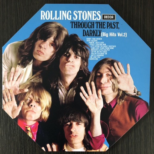 The Rolling Stones - Through The Past Darkly (Big Hits Vol.2) ( Limited Edition on coloured vinyl)