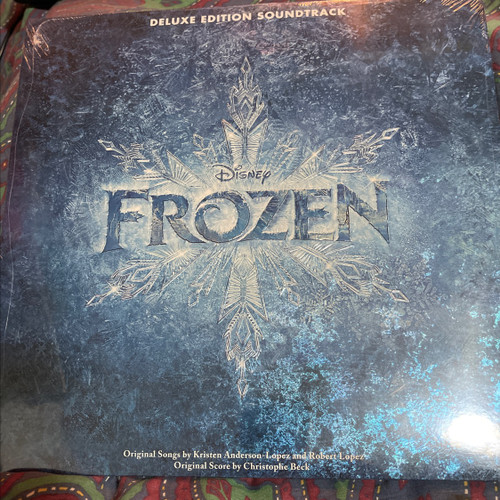 Various - Frozen Soundtrack (Deluxe Edition)