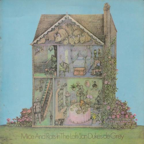 Jan Dukes De Grey-Mice & Rats In The Loft 1973 UK Transatlantic TRA 234 VG+/VG+