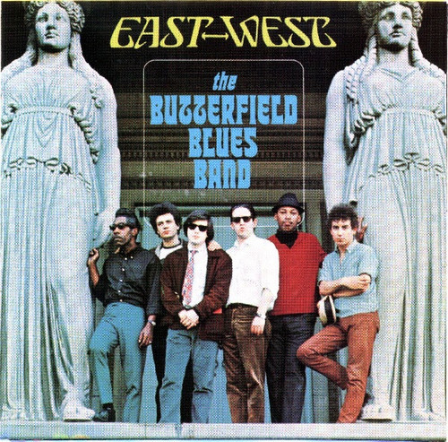 The Paul Butterfield Blues Band - East-West (UK pressing NM)