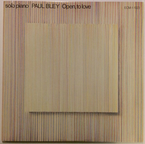 Paul Bley - Open, To Love