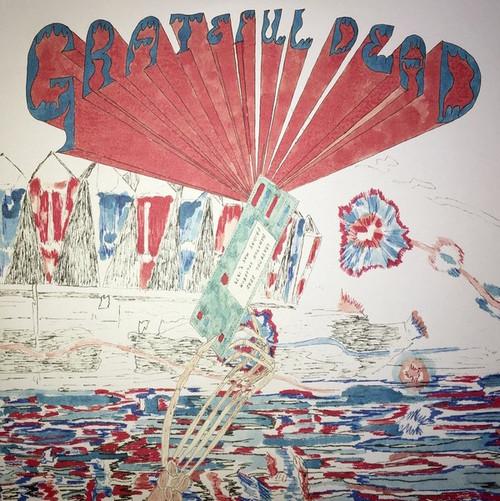 The Grateful Dead - Hampton '79 (2014 sealed)