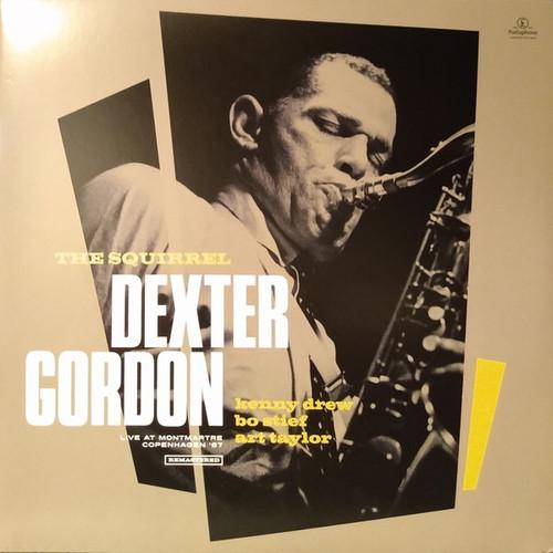 Dexter Gordon - The Squirrel (Live At Montmartre Copenhagen '67) Limited Edition numbered