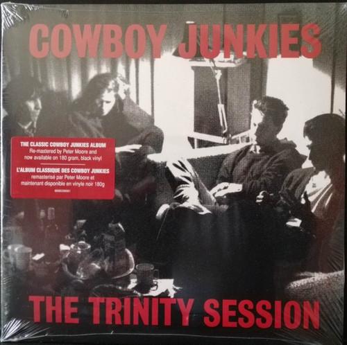 Cowboy Junkies - The Trinity Session (2017 180g reissue) (NM/NM)