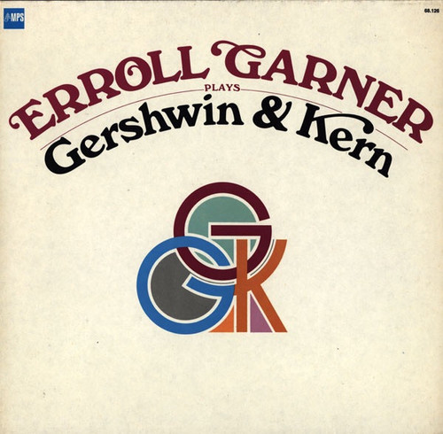 Erroll Garner - Erroll Garner Plays Gershwin And Kern
