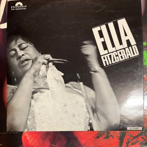 Ella Fitzgerald - Ella Fitzgerald ( 1965 German Club Edition)