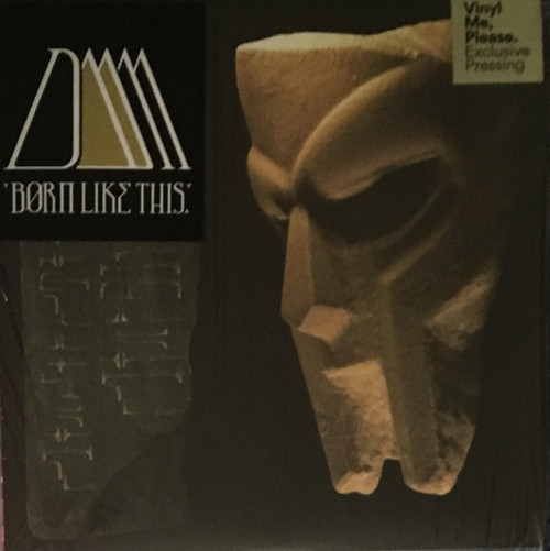 MF Doom - Born Like This (Limited Edition Numbered Mint)