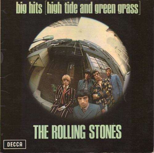 Rolling Stones - Big Hits (High Tide and Green Grass) UK