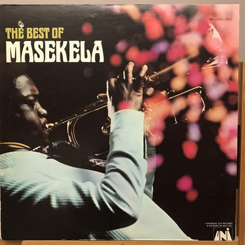 Hugh Masekela - The Best Of (shrink)
