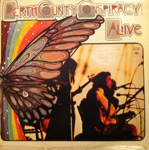 Perth County Conspiracy - Alive