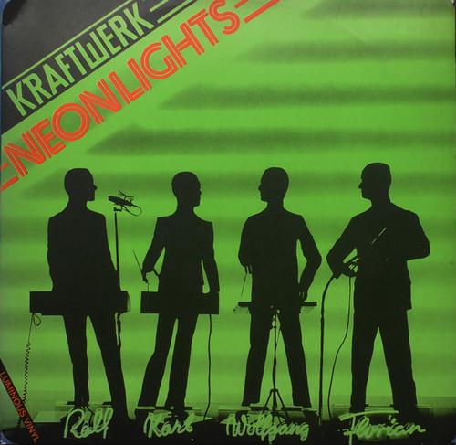 "Kraftwerk - Neon Lights (Luminous 12"")"