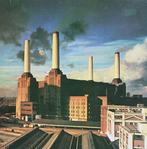 Pink Floyd - Animals (1st UK)