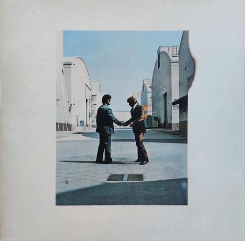 Pink Floyd - Wish You Were Here (2nd UK)