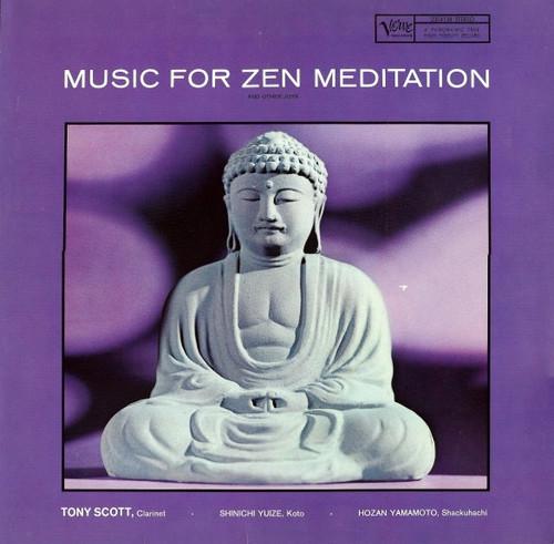 Tony Scott (2) - Music For Zen Meditation (And Other Joys) SEALED