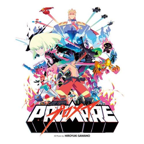 Hiroyuki Sawano - Promare (Original Soundtrack)