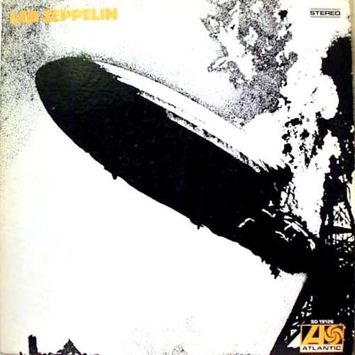 Led Zeppelin - Led Zeppelin (1977 USA pressing w/ original inner)