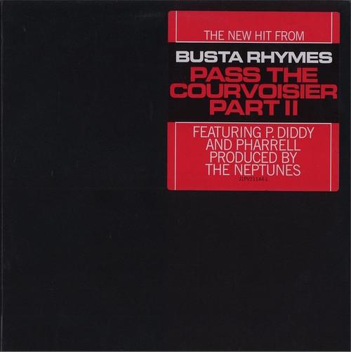 Busta Rhymes - Pass The Courvoisier Part II