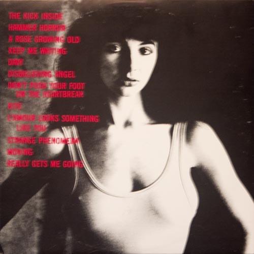 Kate Bush - Cathy's Album Too. Home Demo Recordings ( rare Kate Bush boot)