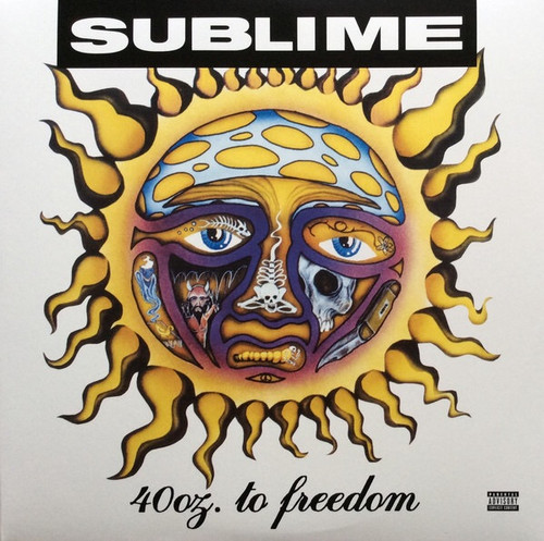 Sublime - 40oz. To Freedom (2LP Remaster)