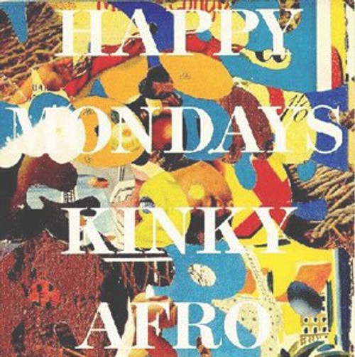 "Happy Mondays - Kinky Groovy Afro (1990 12"" single)"