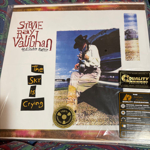 Stevie Ray Vaughn - The Sky is Crying (Analogue Productions 200g)