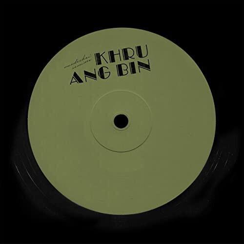 """Khruangbin - Dearest Alfred (Ltd 12"""" Remixes)"""