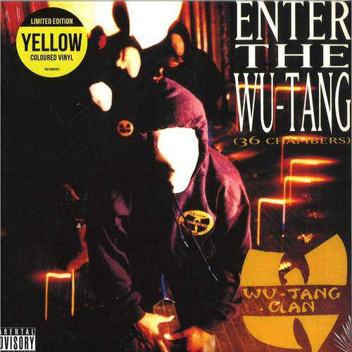 The Wu-Tang Clan - Enter The Wu-Tang (Yellow Vinyl)