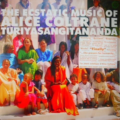 Alice Coltrane - The Ecstatic Music Of Alice Coltrane Turiyasangitananda
