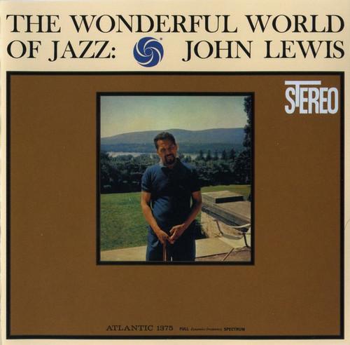 John Lewis - The Wonderful World Of Jazz (Pure Pleasure)