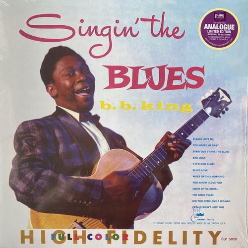 B.B. King - Singin' The Blues ( Pure Pleasure)