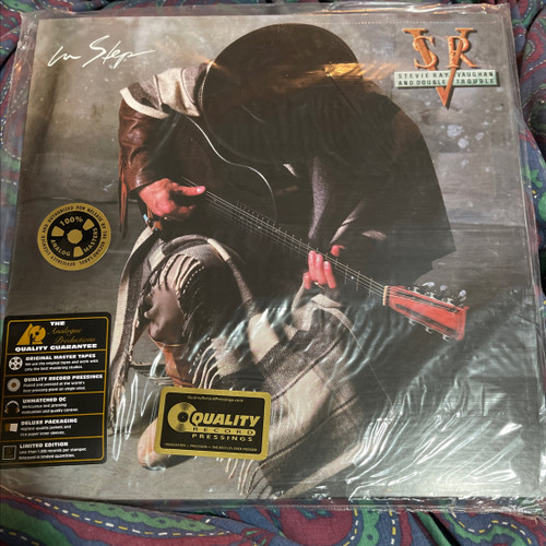 Stevie Ray Vaughan - In Step (Analogue Productions 200g)
