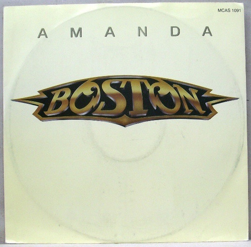 Boston - Amanda ( UK 12""