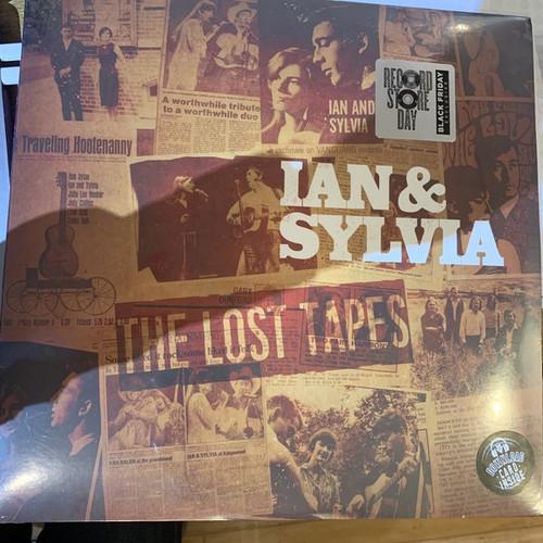 Ian & Sylvia - Lost Tapes