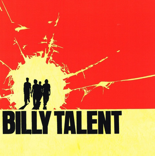 Billy Talent - Billy Talent (Limited Edition on coloured vinyl 391/1000)