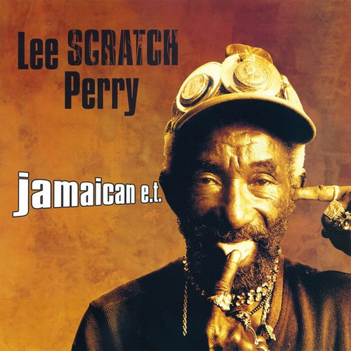 Lee Perry - Jamaican E.T. (Limited Edition numbered on Orange vinyl)