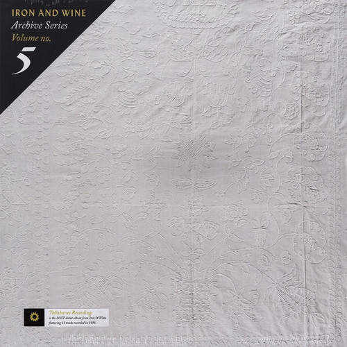 Iron and Wine - Tallahassee Recordings: Archive Series Volume 5  (Loser Edition 1st Run on Coloured Vinyl)