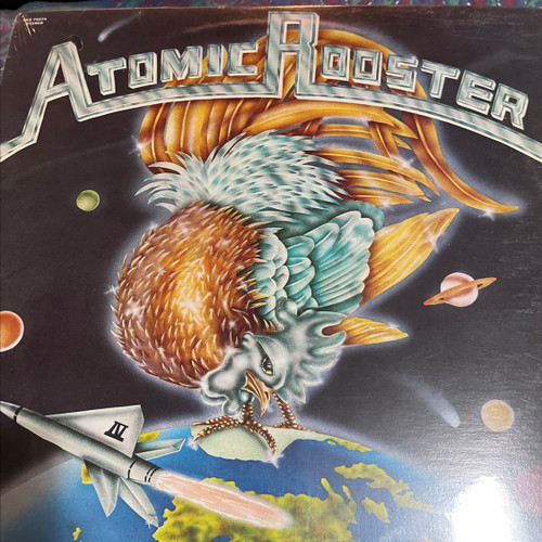 Atomic  Rooster - IV (1st Canadian Press 1973)