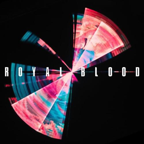 Royal Blood - Typhoons (Limited Edition Translucent Blue Vinyl)
